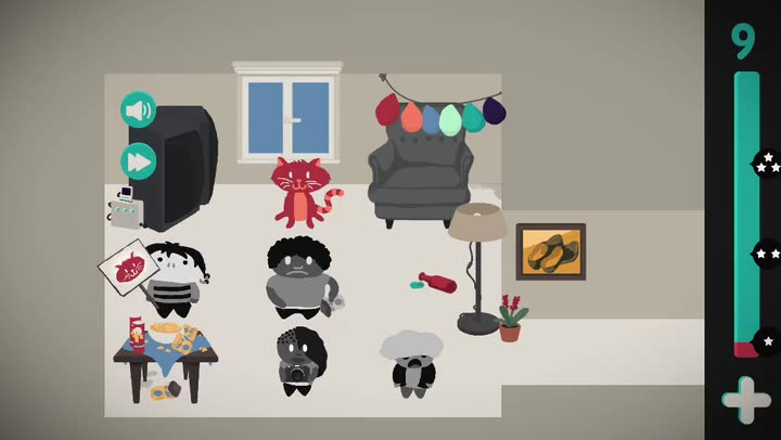 You're going to have a grand time with the challenging puzzles in Partyrs