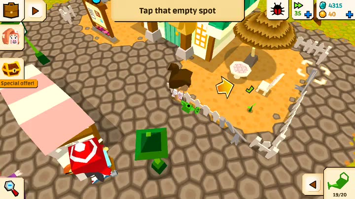 Create your own tropical utopia in Castaway Paradise for iOS