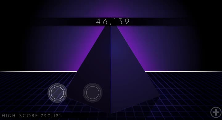Test your rhythm and stamina in Incandescence, a flashy and fast-paced music game