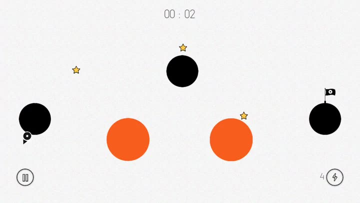 You're just a small ball living in a big ball world in Roto, a challenging physics-based puzzle platformer