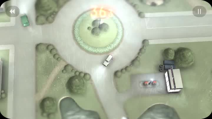 Plan ahead and don't be late in Does Not Commute, a gorgeous strategic driving game from Mediocre