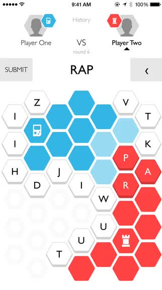 NimbleBit's Capitals is a word game with a strategic spin