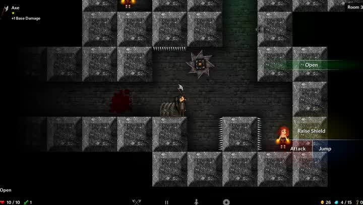 See how long you can survive in the dungeons of Tallowmere, a challenging roguelike platformer