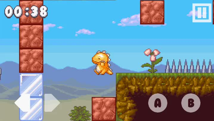 Dinofour is a charming puzzle platformer about teamwork