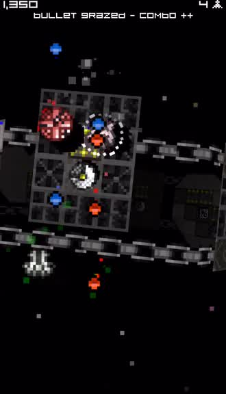 Starseed: Origin is a nostalgic arcade shooter in your pocket