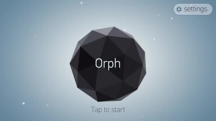Get the balls in the right places in the puzzling Orph