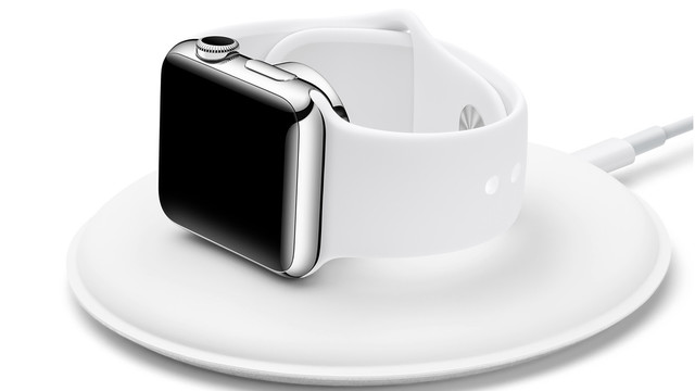 Apple Watch Magnetic Charging Dock Totally Looks Like...