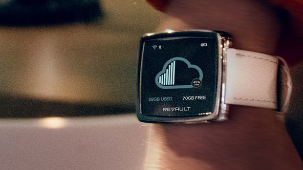 ReVault Smartwatch: The Most Compelling Apple Watch Alternative Yet