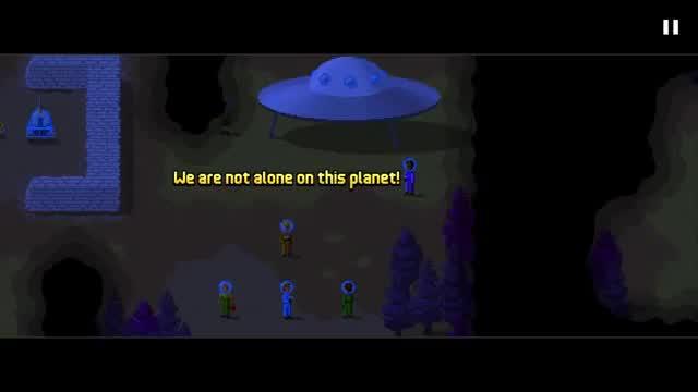 A Sci-Fi Story