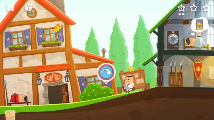 Help Molly deliver gifts to Grandma in Brave & Little Adventure