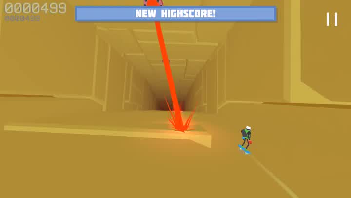 Live the future with robots and hover boards in Power Hover