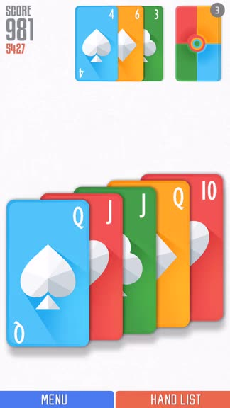 Poker and Solitaire Become One in the Addictive Politaire