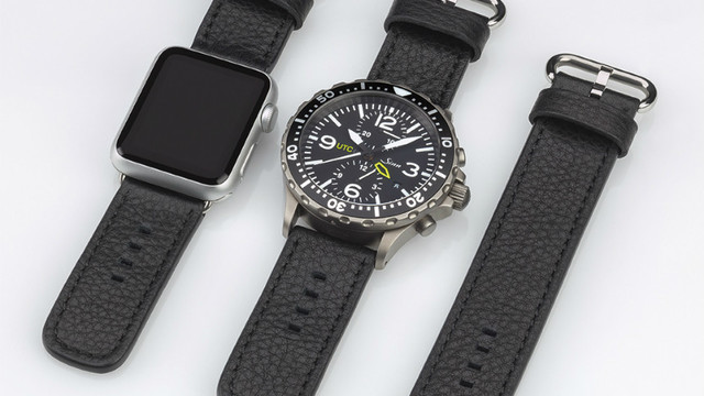 The Sinn Apple Watch Bands Lets You Wear Two Watches At Once