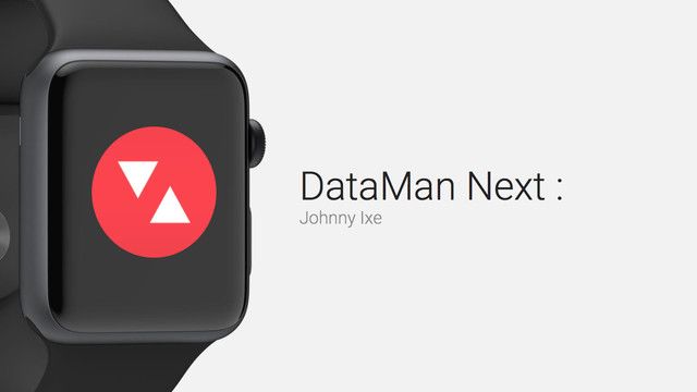 Track Data Usage with DataMan Next on Your Apple Watch