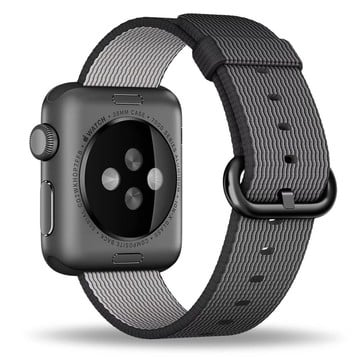 The Best Non-Apple Black The Best Replica Apple Watch Nylon Apple Watch Band