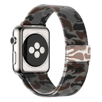 The Best Non-Apple Colorful Milanese Loop Apple Watch Band