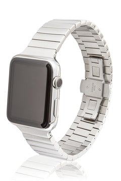 The Best Non-Apple Silver Link Bracelet Apple Watch Band