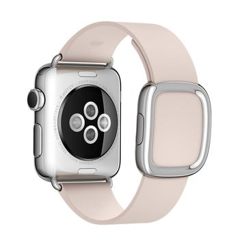 The Best Non-Apple Pink The Best Replica Modern Buckle Apple Watch Band