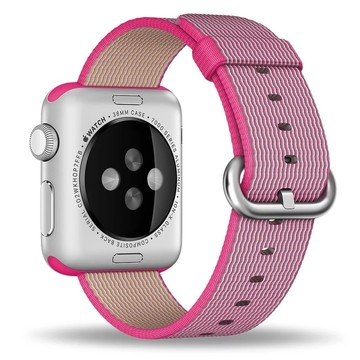The Best Non-Apple Pink The Best Replica Apple Watch Nylon Apple Watch Band