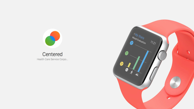 Health App Centered Combines Meditation and Activity