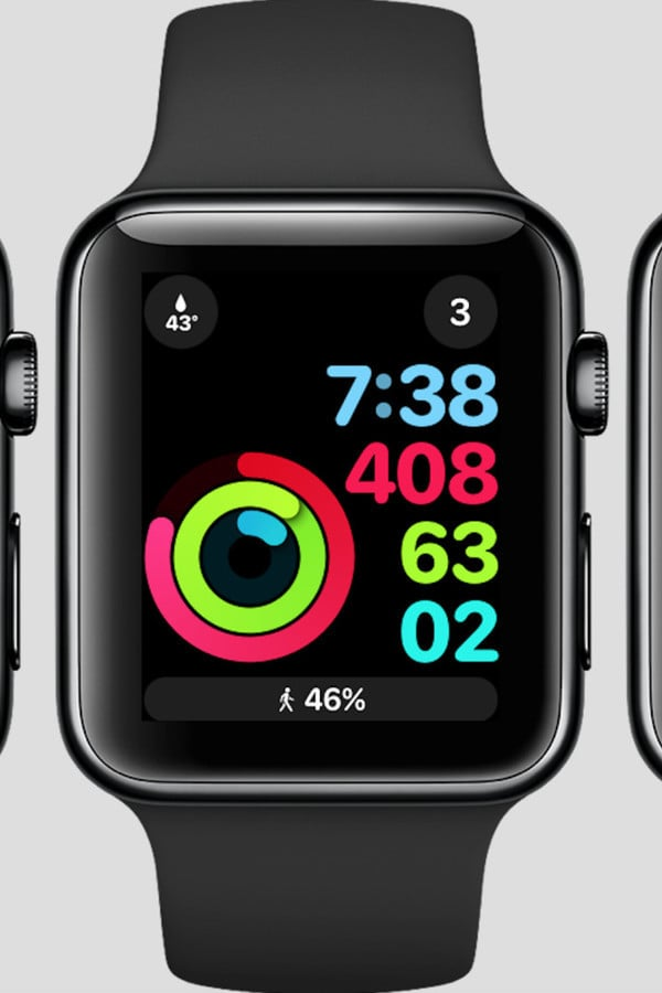 HealthFace Puts Your Health Data on your Watch Face