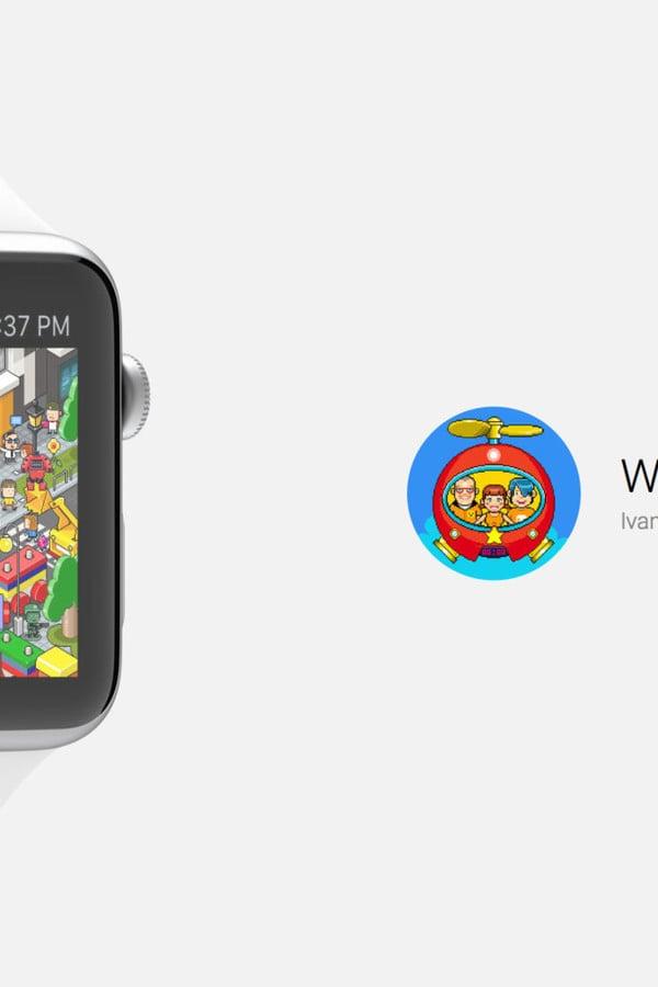 Where's My Geek? Hidden Object Game on Apple Watch