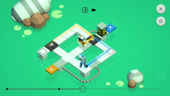 Manipulate Time in Causality, a Unique Puzzler