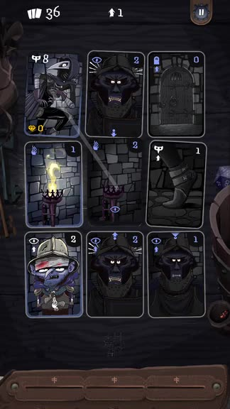 Be Sneaky and Steal All the Treasure in Card Thief