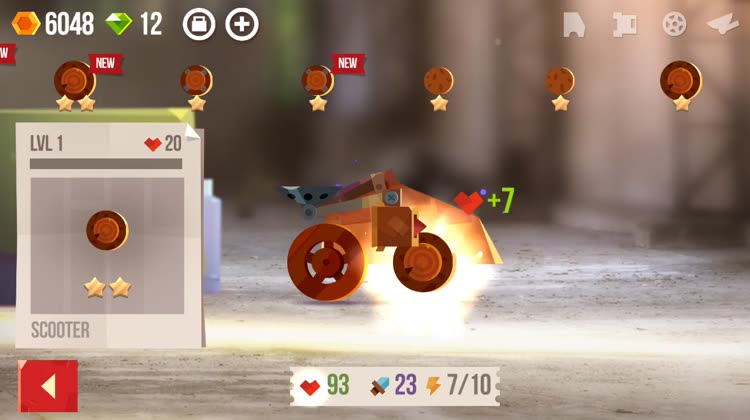 See Hilarious Battles Ensue in CATS: Crash Arena Turbo Stars