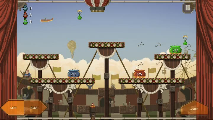 Can You Survive Long Enough to Become Champion of Penarium?